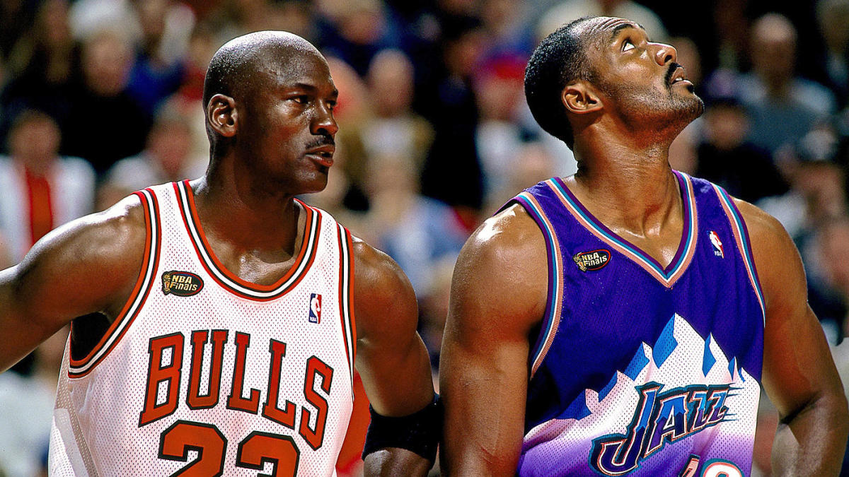 Ranking 10 biggest MVP snubs in NBA history, including Karl Malone's win over Michael Jordan