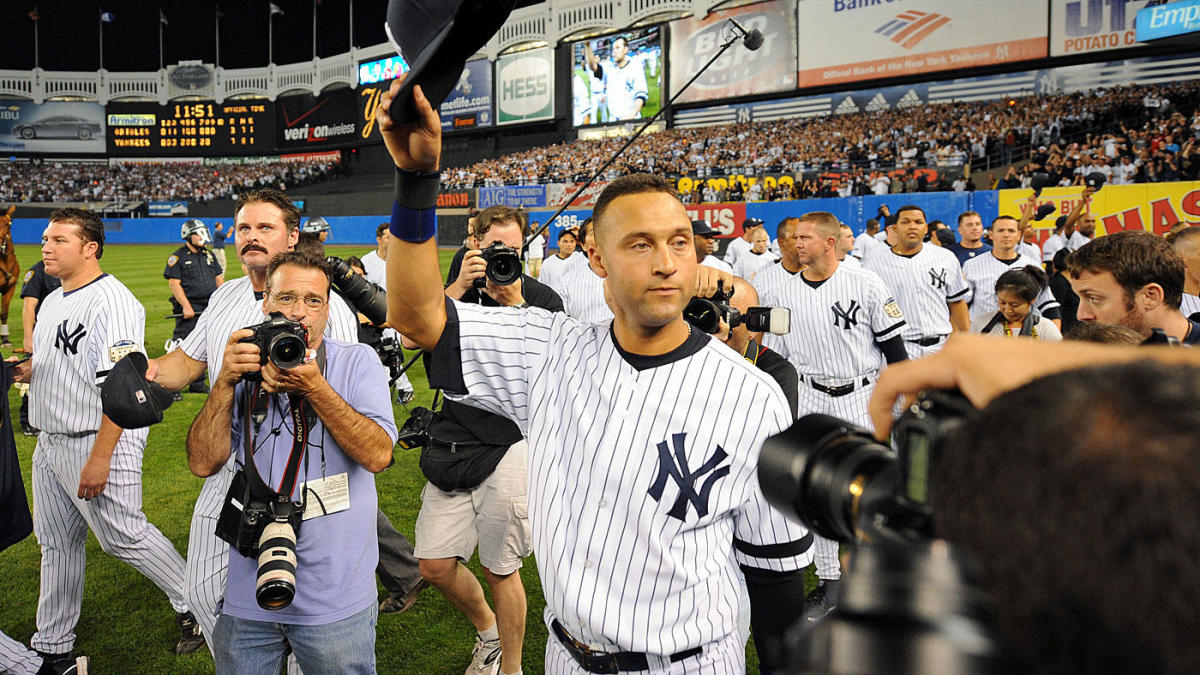 Derek Jeter says he would've moved out of Manhattan if Yankees lost 2000 Subway Series to Mets