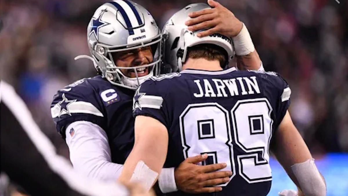 Cowboys exec: Blake Jarwin can be 'great' in Dallas, will 'spread his  wings' and likely break out in 2020 - CBSSports.com