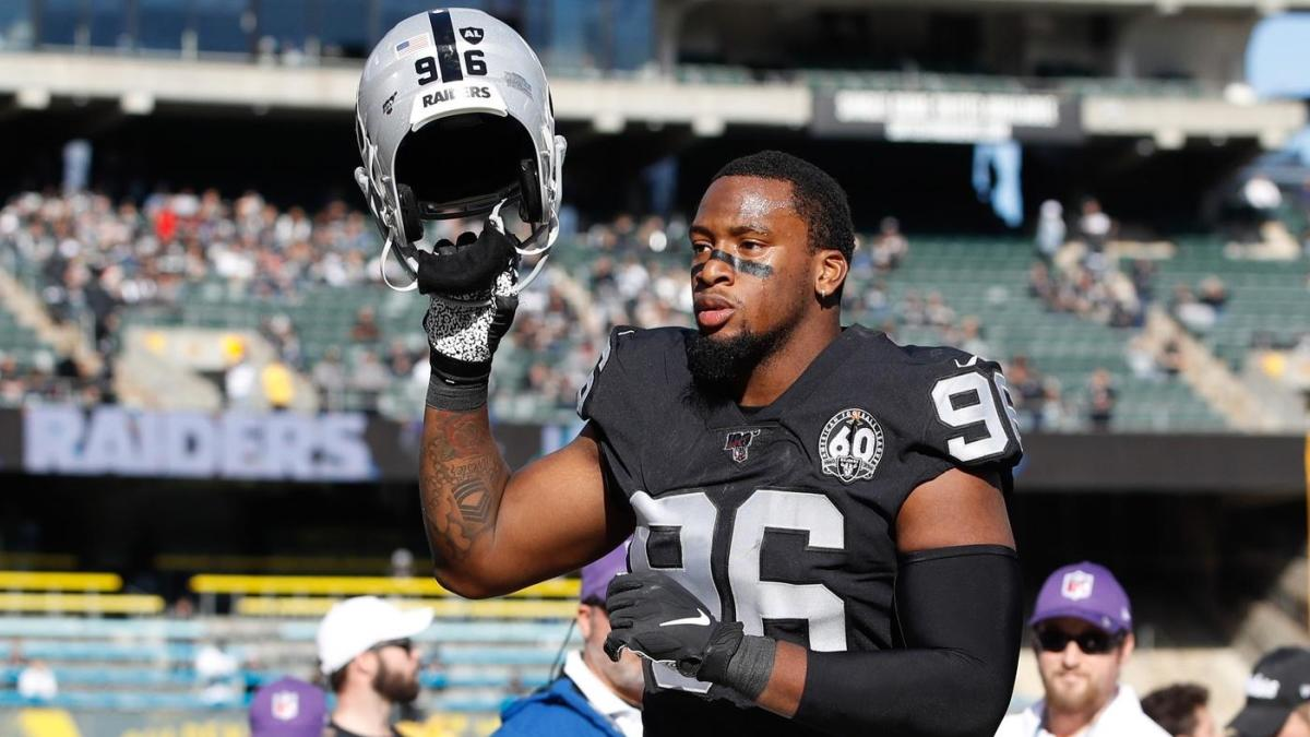 Former No. 4 overall pick Clelin Ferrell a healthy scratch for Raiders' Week 1 matchup with Ravens – CBS Sports