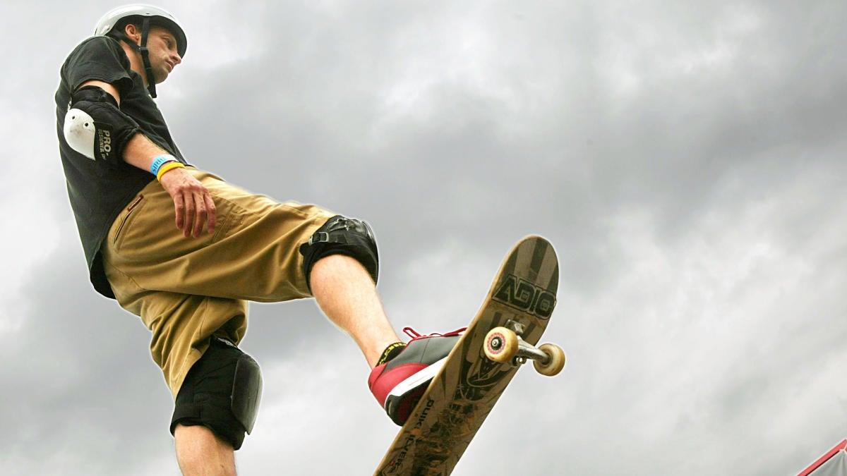 wie wird man hardcore skater