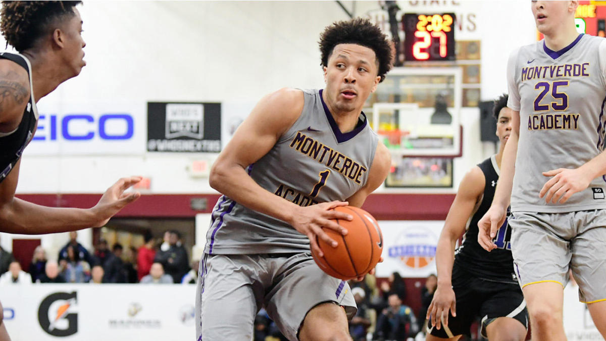No. 1 recruit Cade Cunningham has options after Oklahoma State is banned from the NCAA Tournament