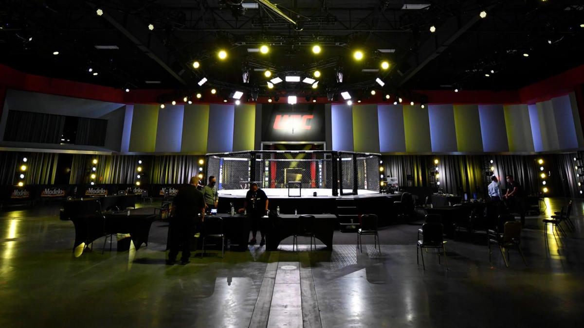 2020 UFC event schedule: Khabib Nurmagomedov vs. Justin Gaethje ...