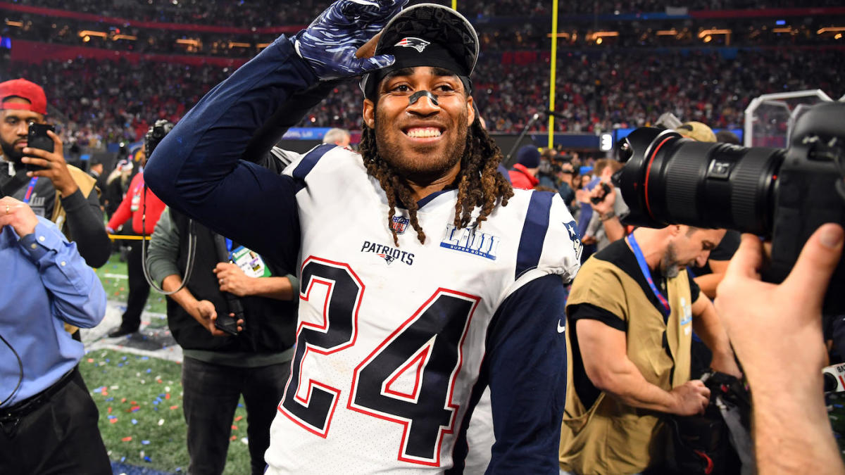 Stephon Gilmore gives reaction to Patriots signing Cam Newton ...