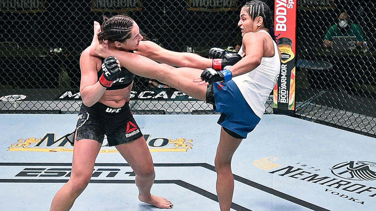 UFC Fight Night results, highlights: Cynthia Calvillo outpoints Jessica Eye  in flyweight debut - CBSSports.com