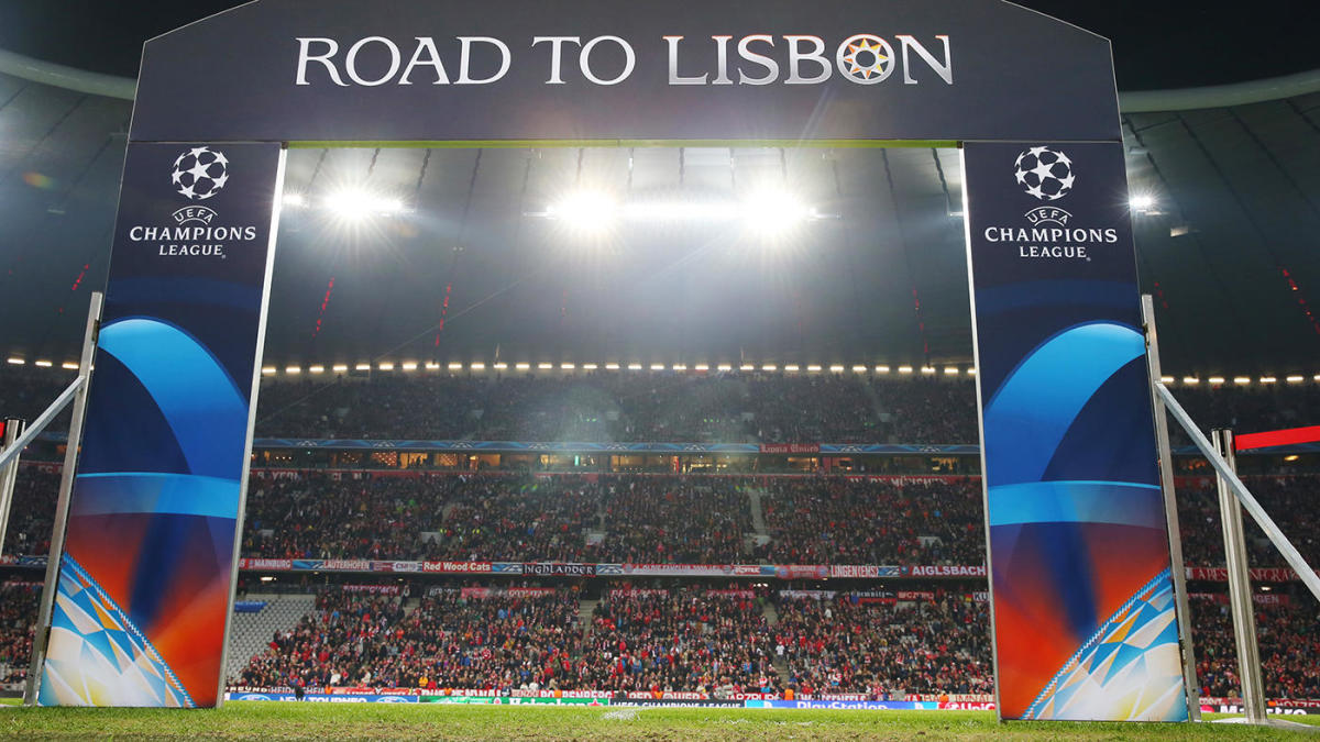 uefa champions league will have final eight teams play in lisbon final will be on aug 23 cbssports com https www cbssports com soccer news uefa champions league will have final eight teams play in lisbon final will be on aug 23