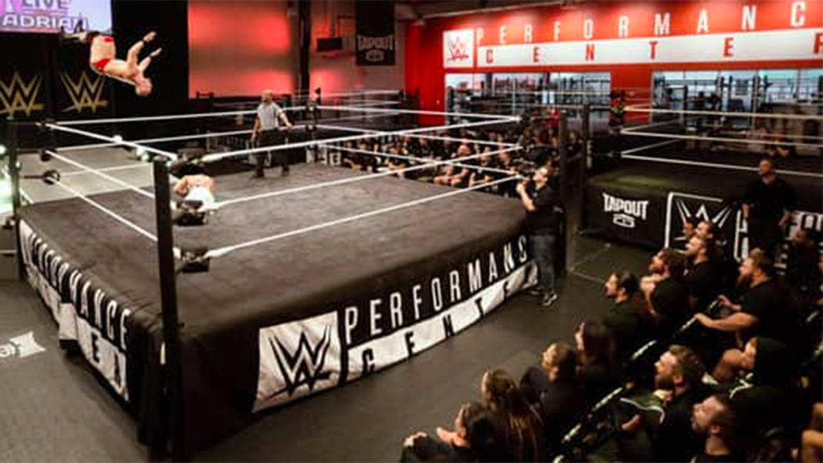 After reports of multiple positives, WWE to perform coronavirus tests ahead of 'all TV productions'