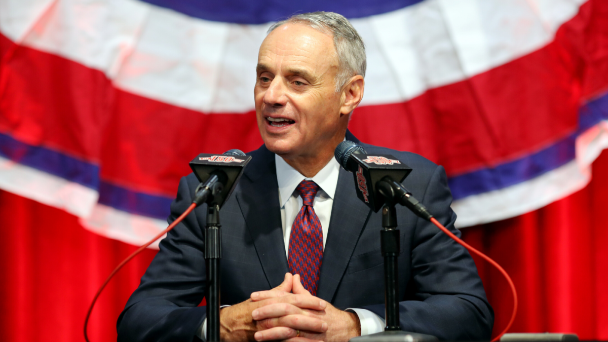 MLB owners, Rob Manfred plan to impose 60-game 2020 season after failing to reach deal with MLBPA - CBS sports.com thumbnail