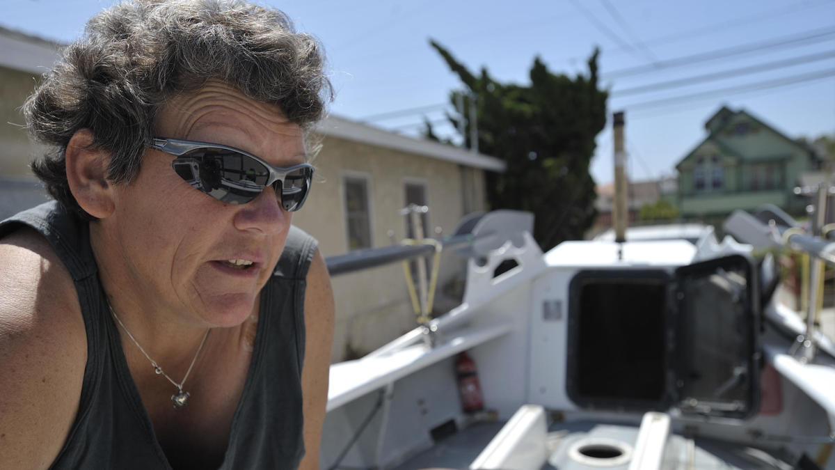 Paralympic star Angela Madsen dies while attempting to row across Pacific Ocean alone