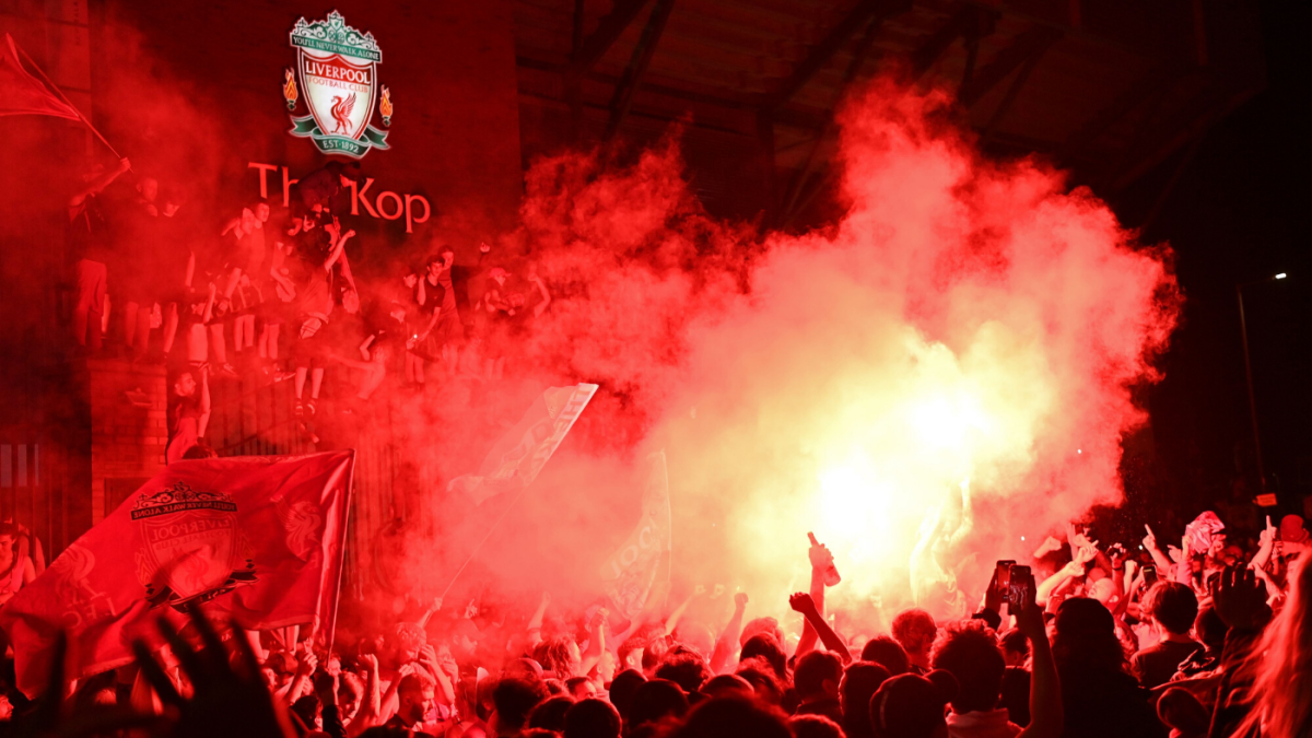 Liverpool celebrations: How players, fans soaked in the Reds' long ...