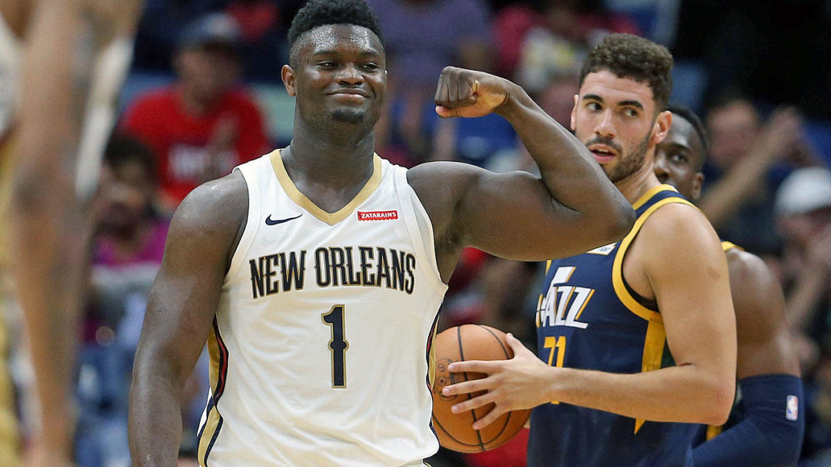 NBA schedule release winners and losers: Pelicans, 76ers have smooth ride; Blazers, Raptors face uphill battle thumbnail
