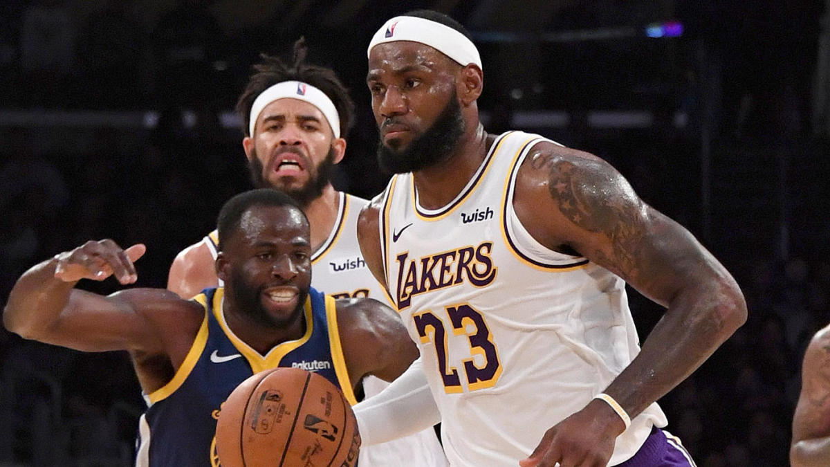 LeBron James makes Lakers title favorite in bubble because he's 'most disciplined' player, Draymond Green says