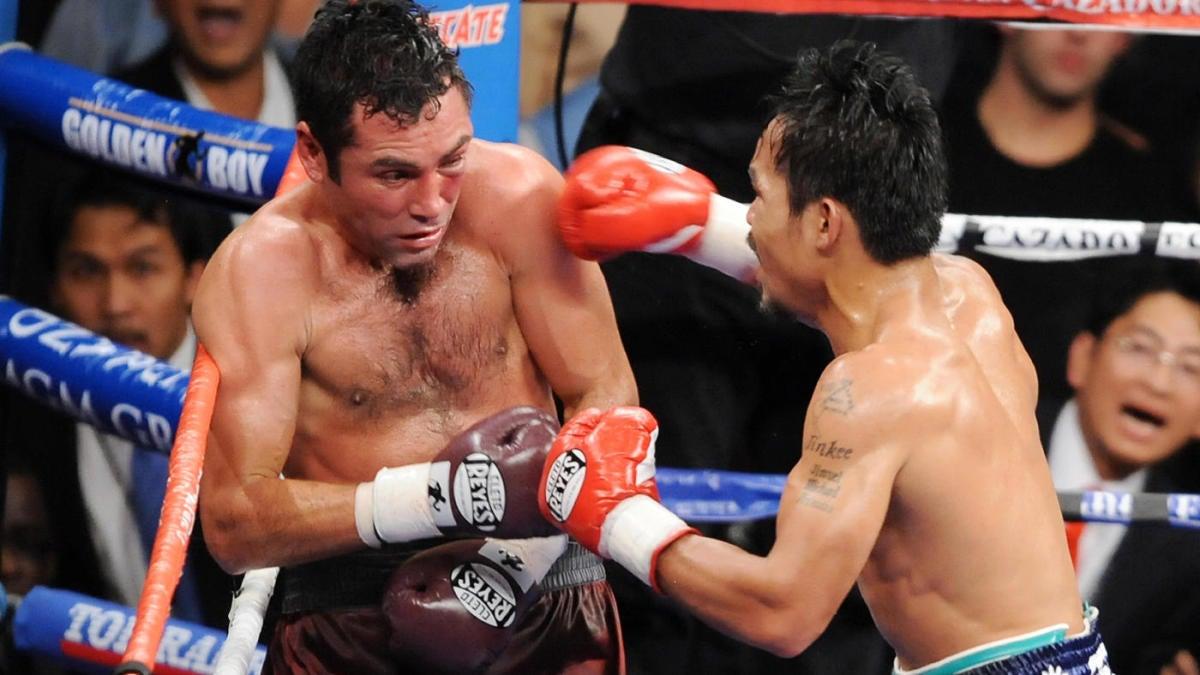 Worst boxing predictions, picks: Oscar De La Hoya, Shane Mosley make the list after losses to Manny Pacquiao - CBSSports.com