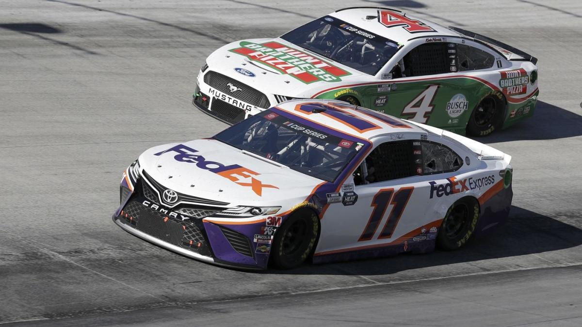 2020 NASCAR Cup Series schedule: Races, results, dates, times ...
