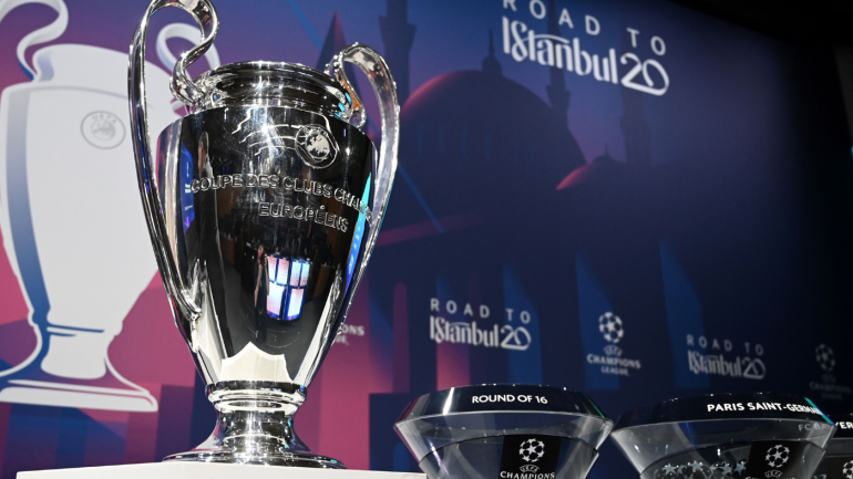 UEFA Champions League draw live on CBS Sports HQ: How to ...