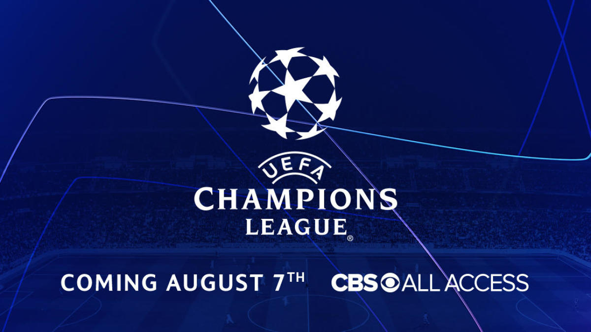 uefa champions league and europa league come to cbs sports with new u s tv rights deal cbssports com uefa champions league and europa league