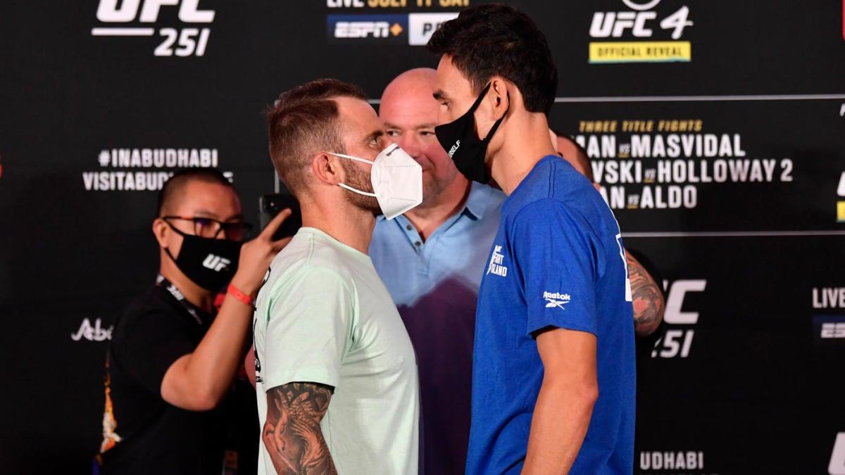 UFC 251 start time -- Usman vs. Masvidal: Live stream, fight card, prelims, PPV price, TV channel