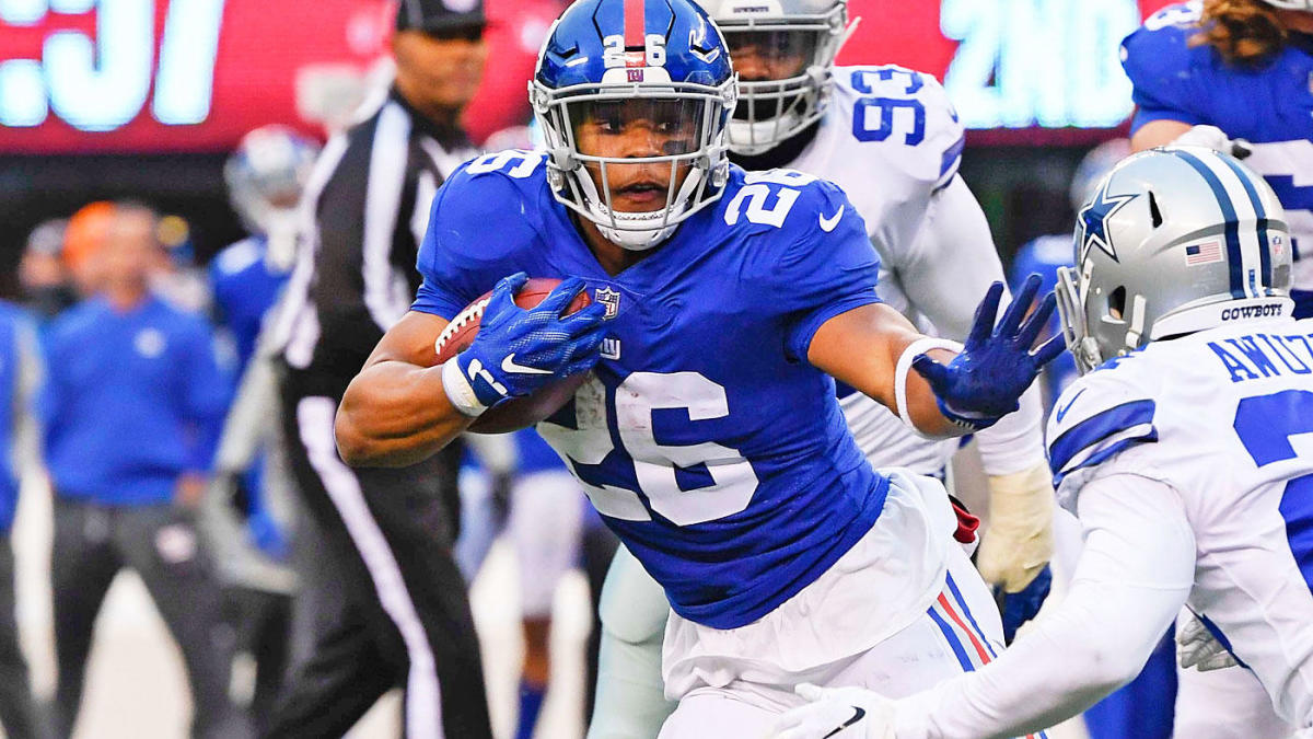 2020 Fantasy Football Draft Prep Running Back Tiers 2 0 And Strategies For Using Them On Draft Day Cbssports Com