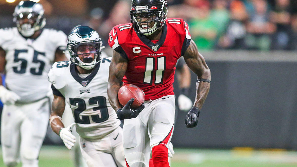 Julio Jones And Calvin Ridley Both Questionable For Falcons Monday Night Matchup With Packers Today News Post