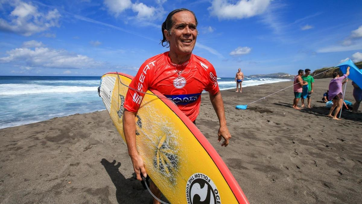 Hawaii's first world surfing champion Derek Ho dies at 55