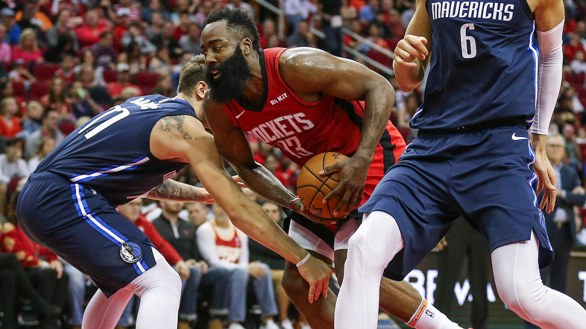 Rockets vs. Mavericks score: Live updates as Houston and Dallas make their season debuts inside NBA bubble – CBSSports.com