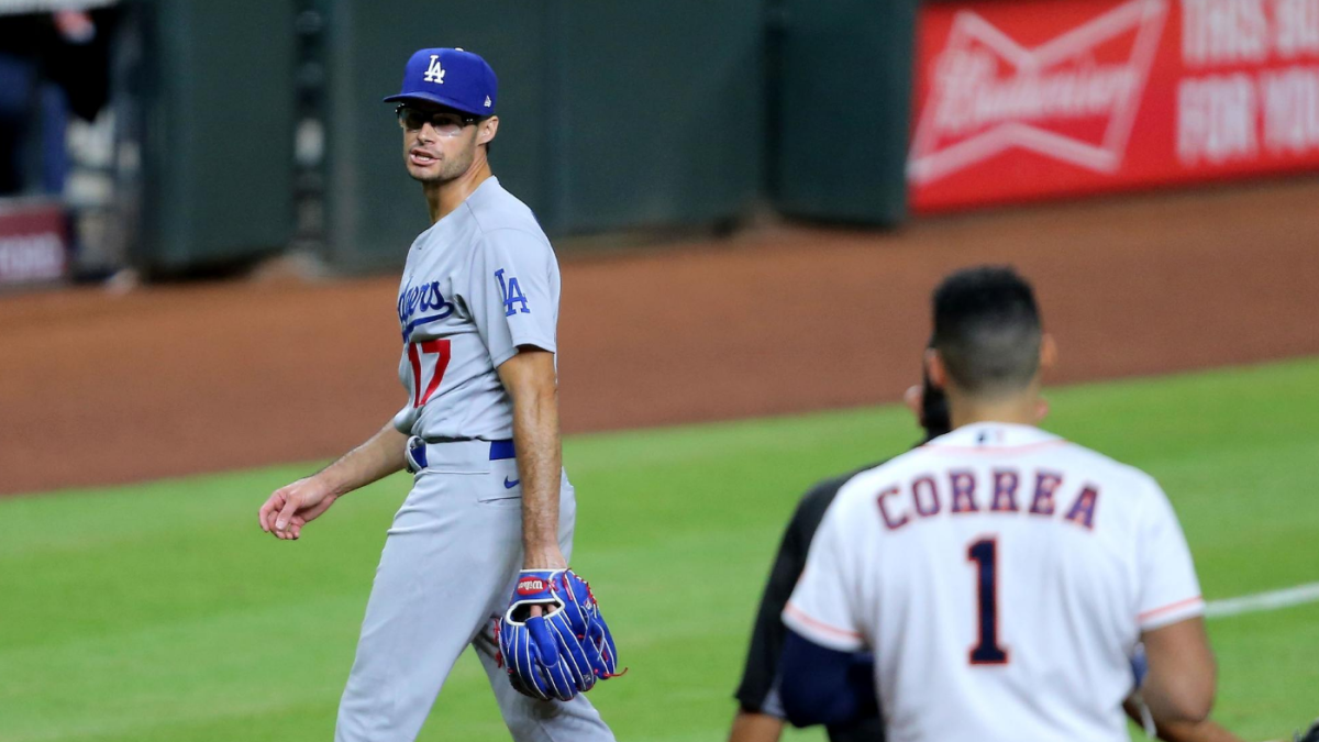 Dodgers Vs Astros Three Things To Know As L A And Houston Rekindle Rivalry At Dodger Stadium Cbssports Com