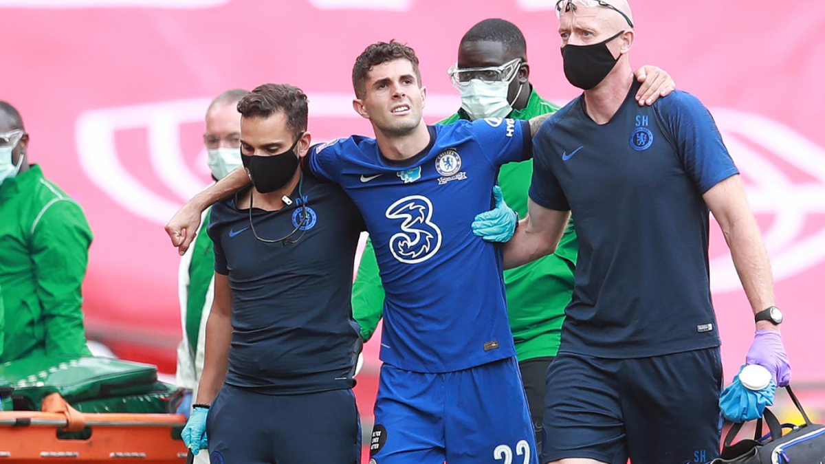 Christian Pulisic injury update: Chelsea star will miss start of ...