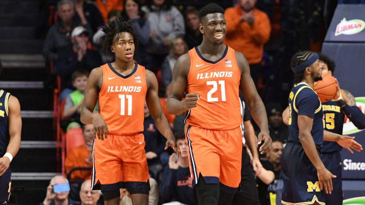 Illinois' Kofi Cockburn joins Ayo Dosunmu by coming back to school giving  the Illini a title-contending team - CBSSports.com