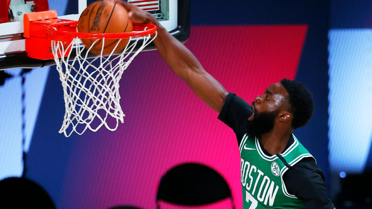 Breaking down the best fourth quarter moments from the Celtics' thrilling win over the Trail Blazers | CBSSports.com