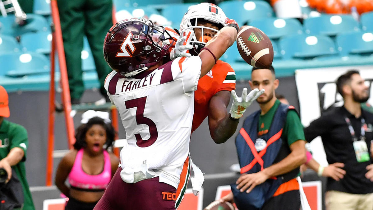 Virginia Tech Db Caleb Farley Says Concerns Over Program Adhering To Covid 19 Protocols Led To Opt Out Cbssports Com