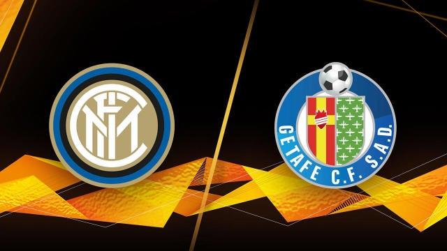 【足球直播】歐霸盃十六強:2020.08.06 03:00-國際米蘭 VS 加泰(Inter Milan VS Getafe)