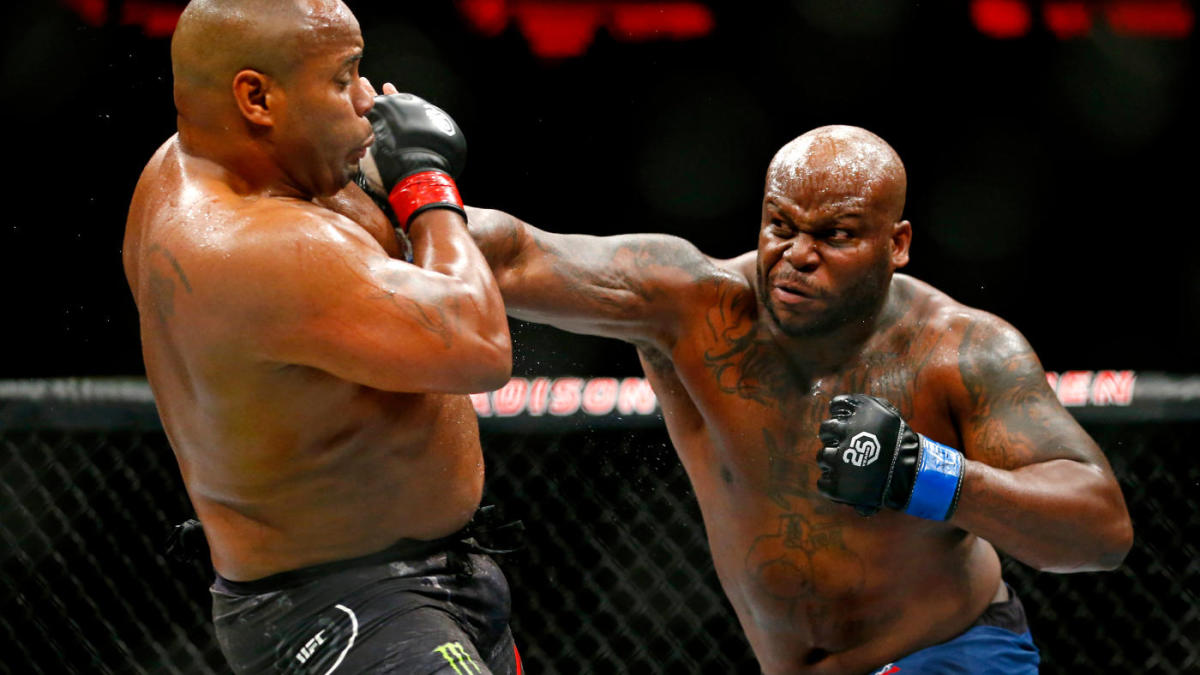 Image result for ufc fight night blaydes vs. lewis predictions
