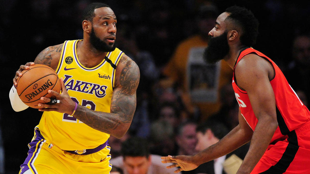 2020 Nba Playoffs Lakers Vs Rockets Odds Picks Game 1 Predictions From Model On 60 33 Roll Newsopener