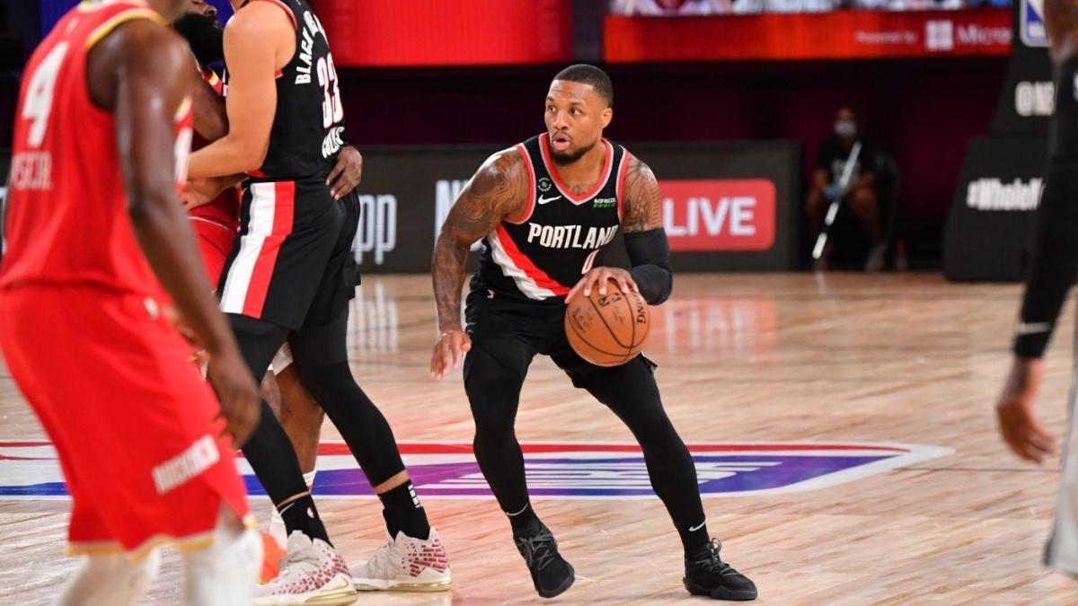 Rockets vs. Trail Blazers score, takeaways: Damian Lillard leads Portland to a needed win over Houston