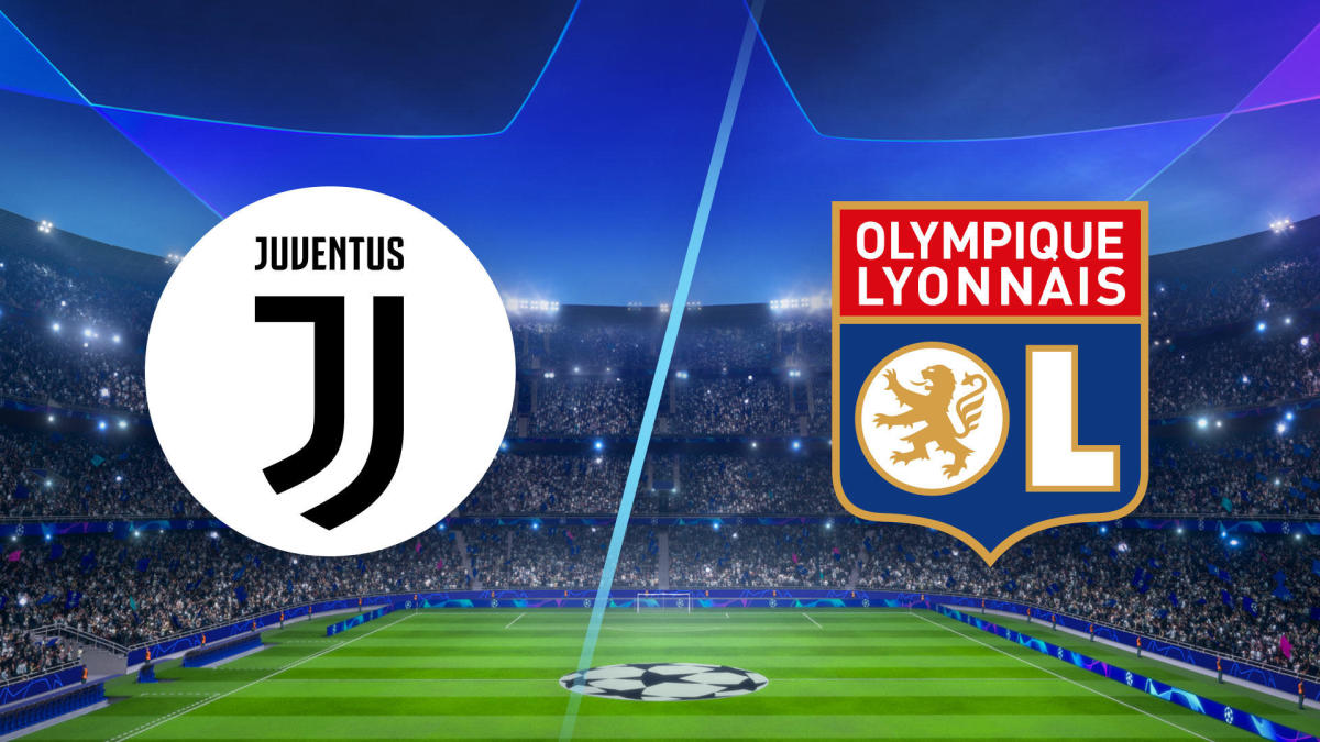 Juventus Vs Lyon On CBS All Access UEFA Champions League