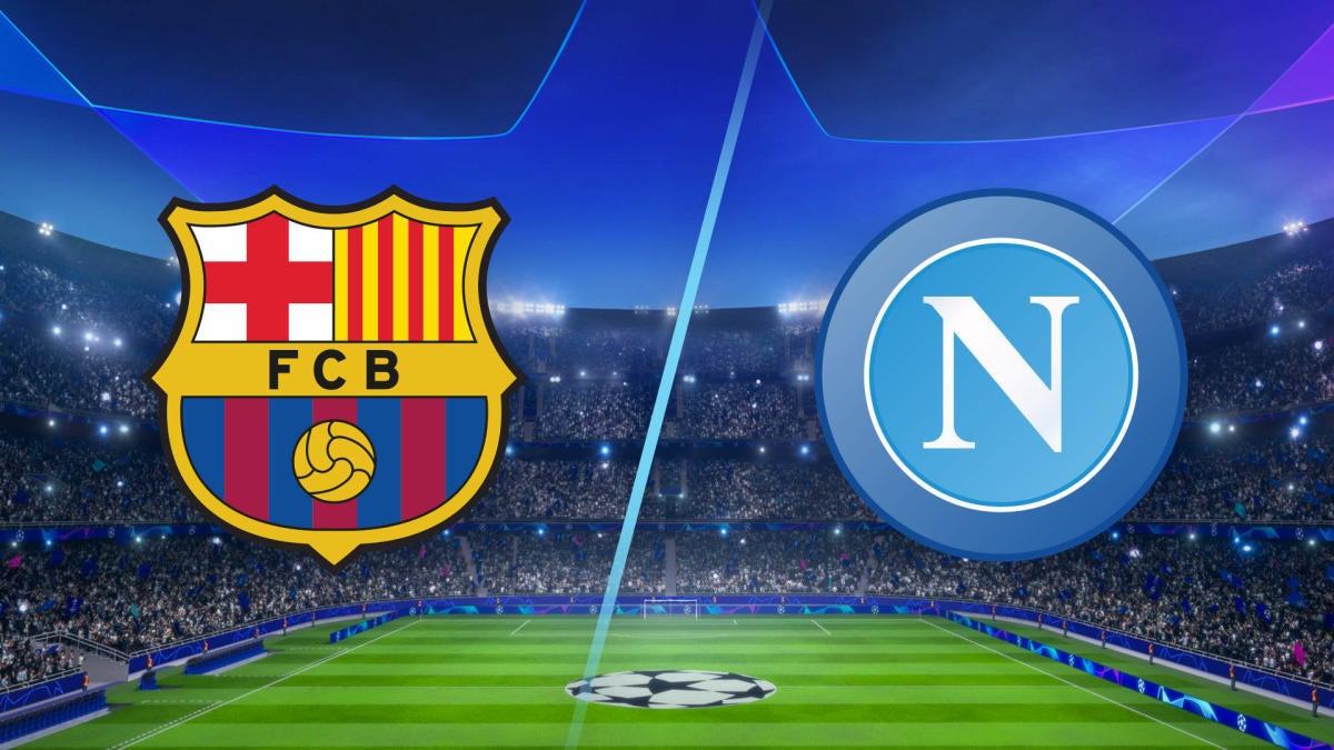 【足球直播】歐冠盃十六強第二回:2020.08.08 03:00-巴塞隆拿 VS 拿玻里(Barcelona VS Napoli)