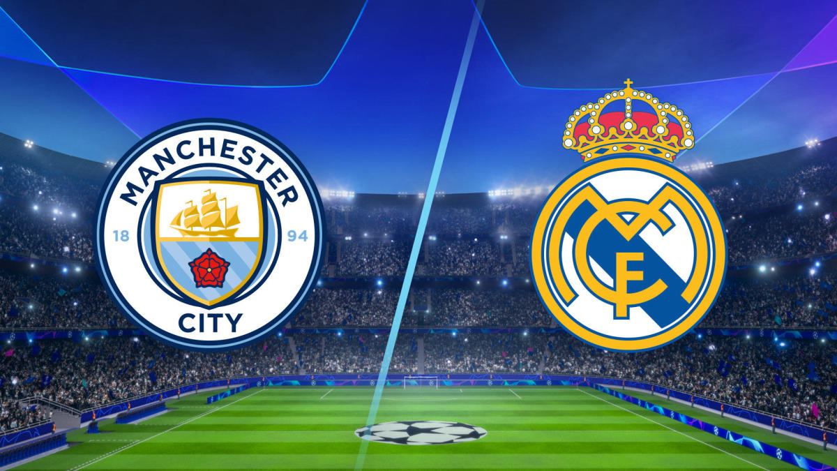 Manchester City vs. Real Madrid on CBS All Access: UEFA Champions ...