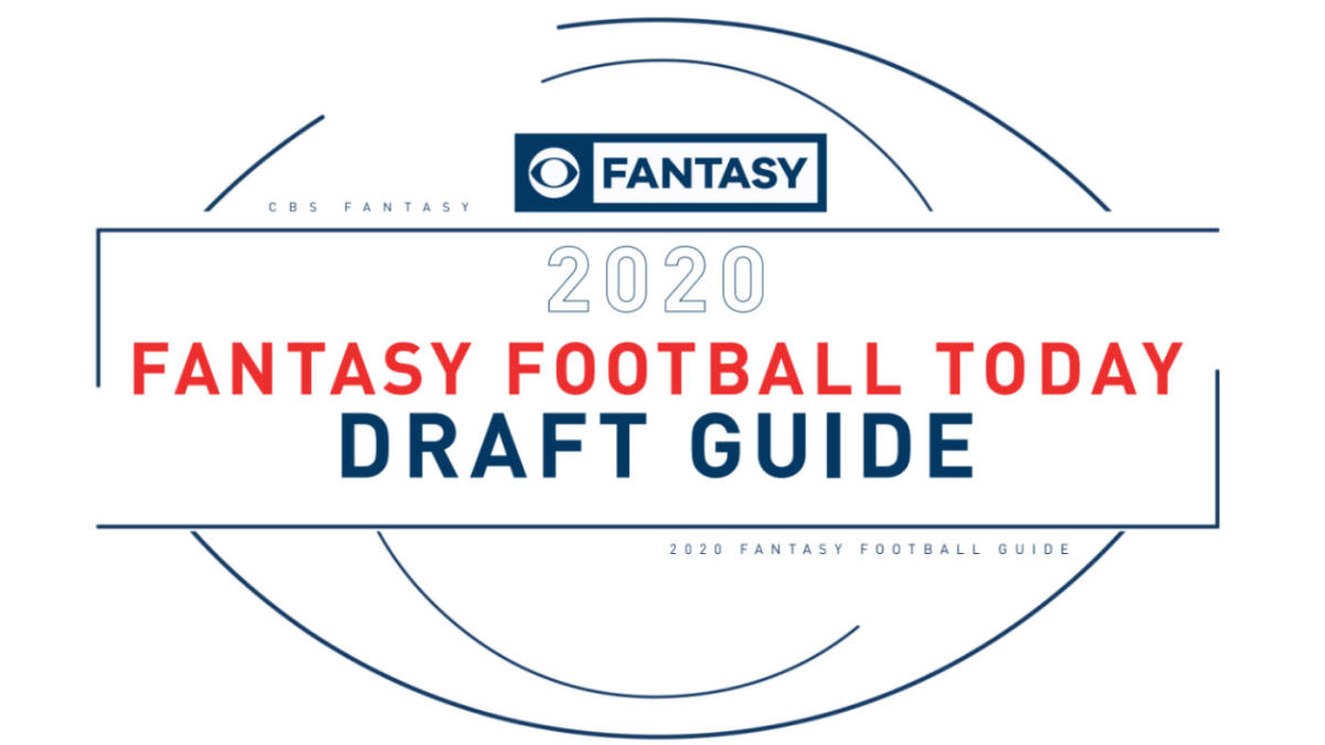 2020 Fantasy Football Today Draft Guide Round By Round Walk Through Expert Advice Rankings And More Cbssports Com