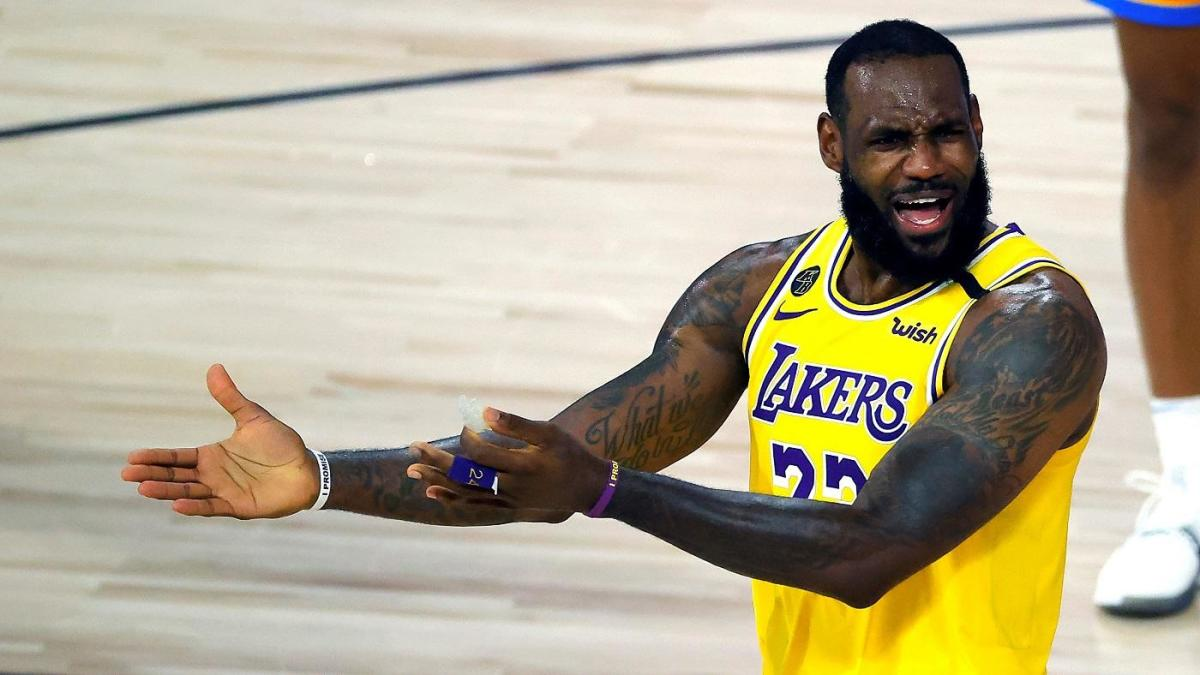 That is Somewhat Keen: LeBron James' Lakers are the No. 1 seed, but their flaw is extra and additional glaring - CBS Sports thumbnail