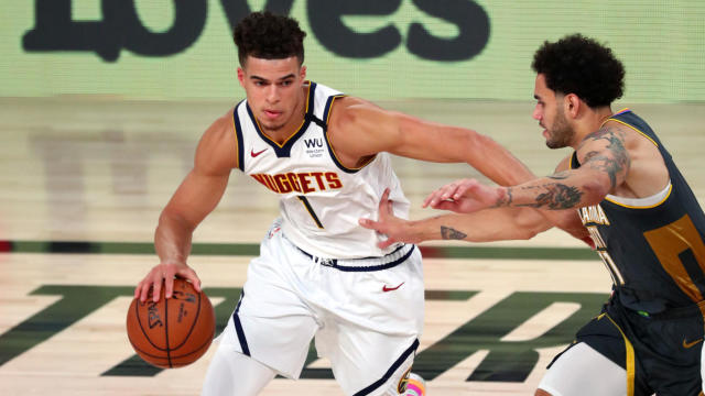 NBA bubble rookie rankings: Michael Porter Jr. has gotten out to ...