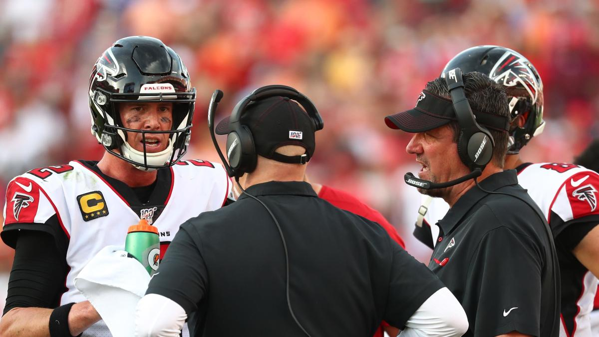 Deciphering The Falcons Tendency To Blow Big Leads Common Denominator Is Coach Dan Quinn Cbssports Com
