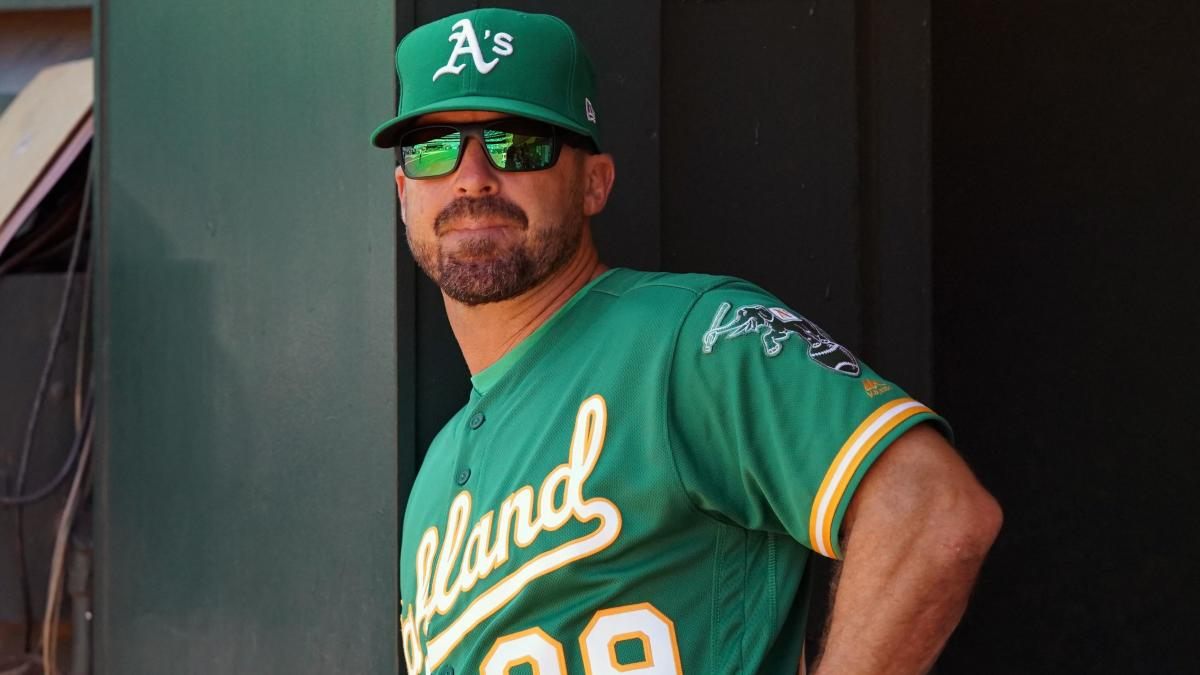 Oakland Athletics release statement after bench coach Ryan Christenson appears to make racist gesture