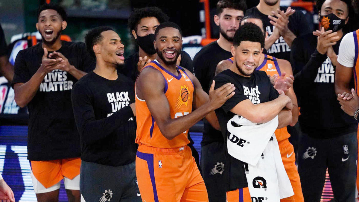 Suns' success inside NBA bubble a positive sign the struggling ...
