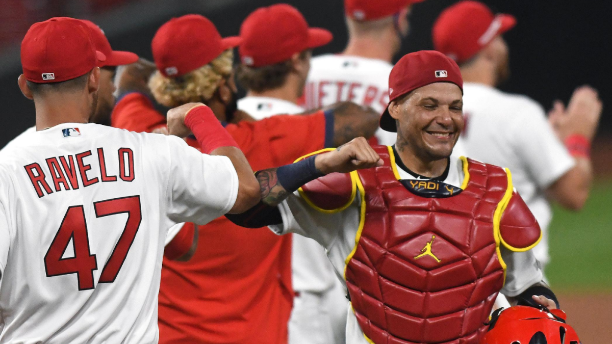 How should MLB handle Cardinals COVID-19 outbreak? Three options league has with St. Louis still sidelined – CBS Sports