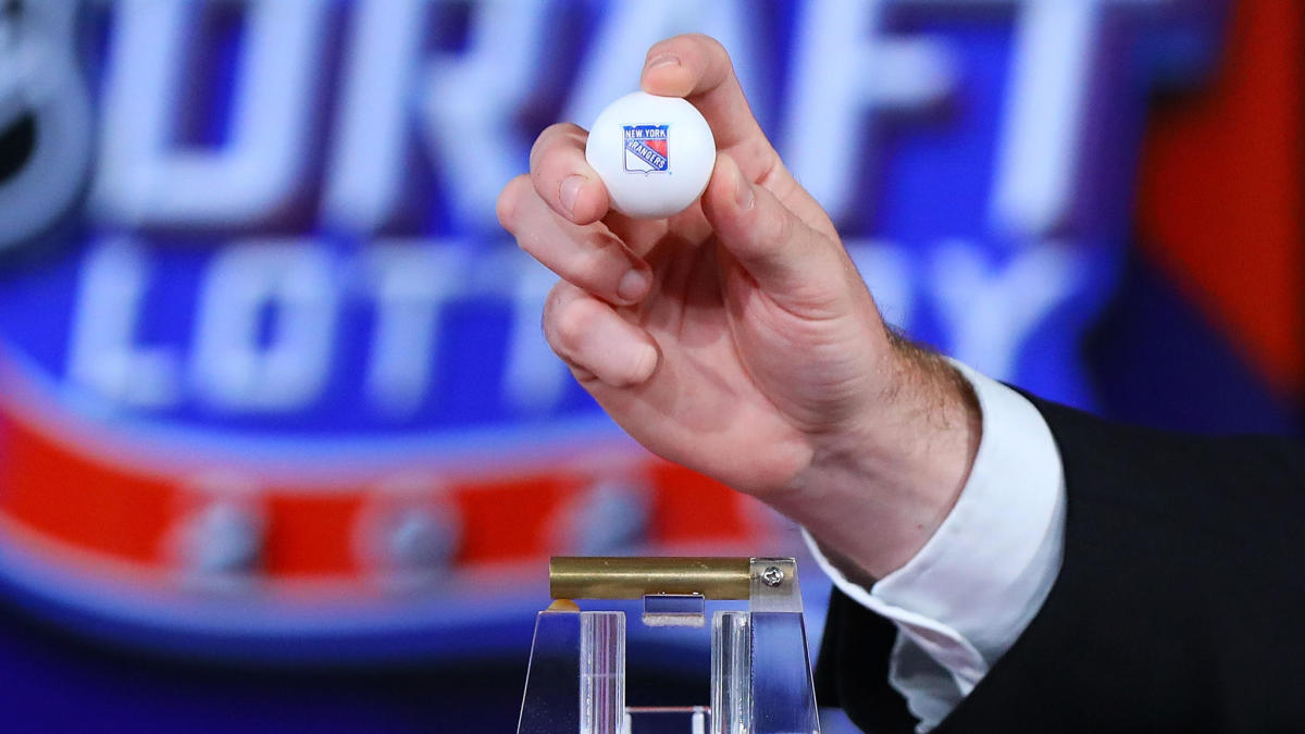 NHL Draft Lottery conspiracy theories emerge after Rangers get No. 1 pick – CBS Sports