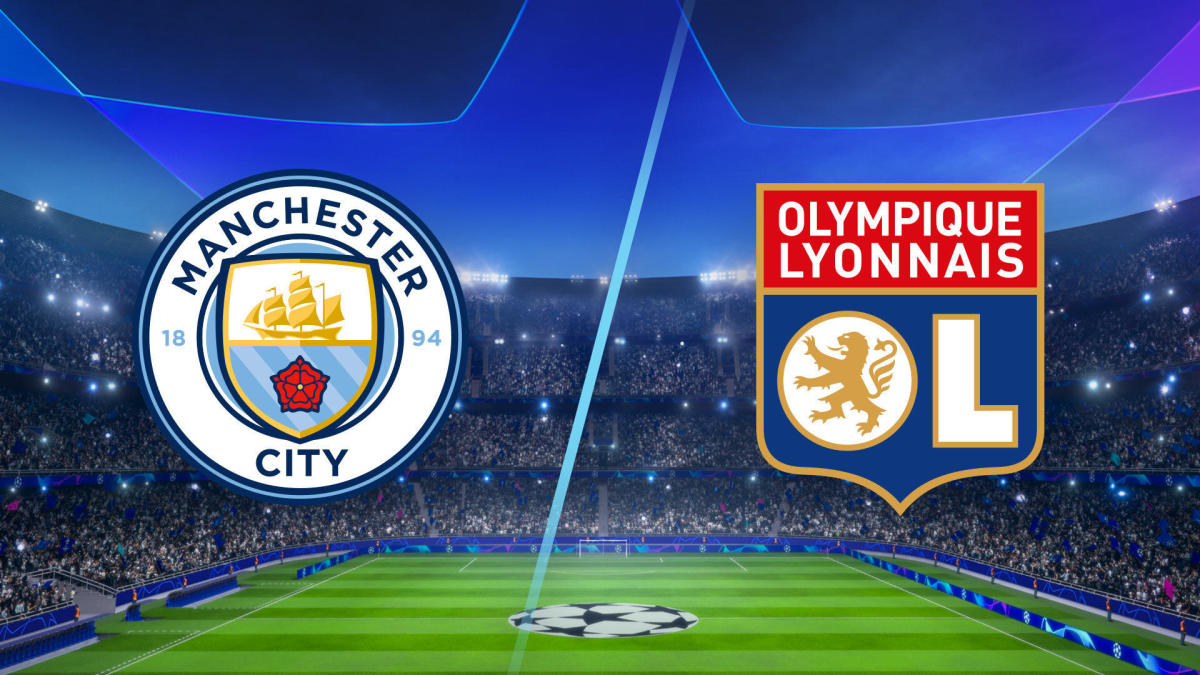 Manchester City vs. Lyon: How to stream UEFA Champions League on ...
