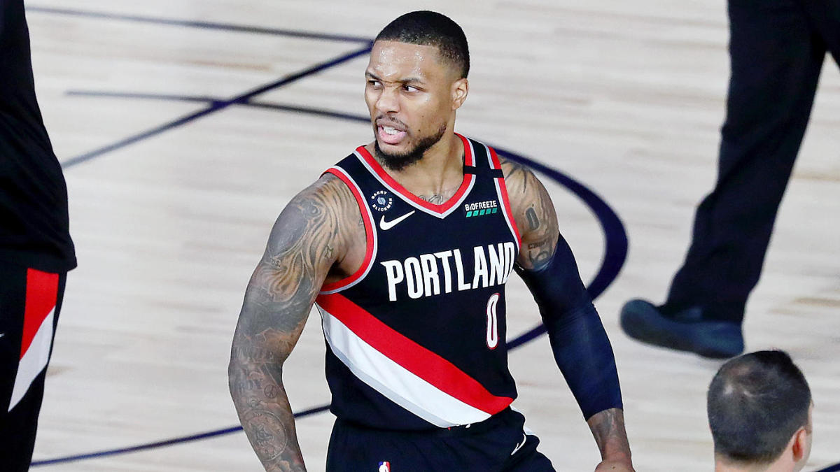 NBA DFS: Damian Lillard and top FanDuel, DraftKings daily Fantasy basketball picks for August 13, 2020