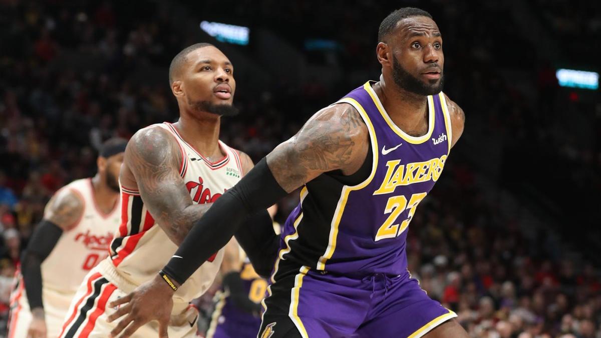 Lakers vs. Blazers odds, line, spread: 2021 NBA picks, Feb. 26 predictions from model on 85-49 roll