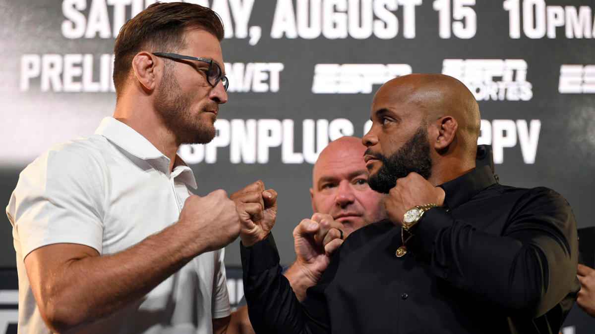 UFC 252 predictions -- Daniel Cormier vs. Stipe Miocic: Fight card, expert picks, odds, prelims, date