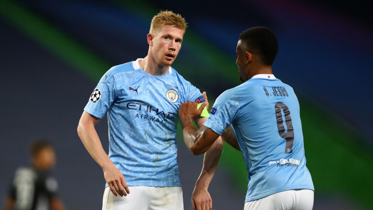 <p>UEFA Champions League schedule, scores: Manchester City, Real Madrid begin knockout stage campaigns thumbnail